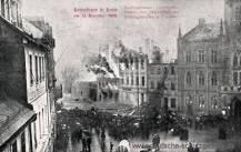 Greiz, Großfeuer 1908