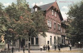 Waldhaus bei Greiz