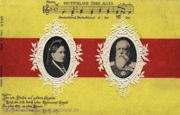 Großherzogtum Baden, Hymne