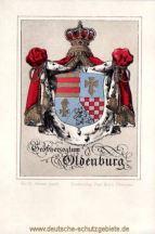 Großherzogtum Oldenburg, Wappen