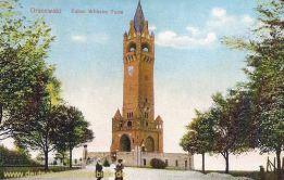Grunewald, Kaiser Wilhelm Turm