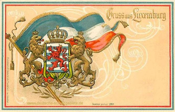 Gruss aus Luxemburg