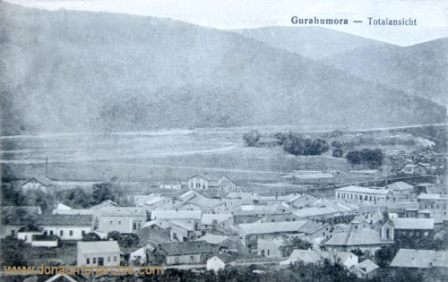 Gurahumora,Totalansicht