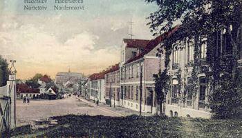 Hadersleben, Nordermarkt