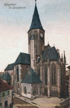 Hagenau im Elsass, St. Georgskirche