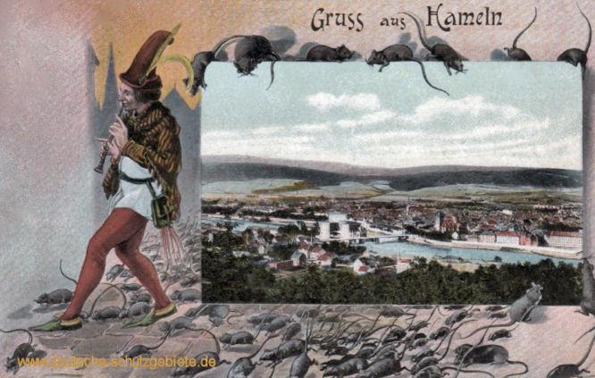 Hameln, Rattenfänger