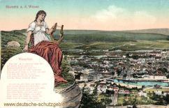 Hameln a. d. Weser, Weserlied