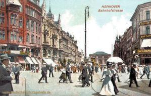 Hannover, Bahnhofstraße