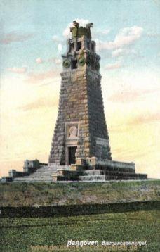 Hannover, Bismarckdenkmal