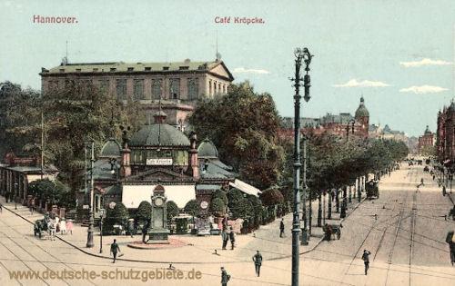 Hannover, Cafe Kröpcke