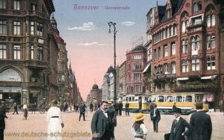 Hannover, Georgstraße