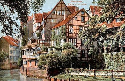 Hannover, Leinepartie