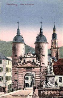 Heidelberg, Das Brückentor