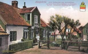 Helgoland, Villa Hoffmann von Fallersleben