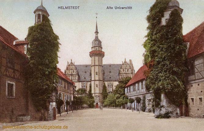 Helmstedt, Alte Universität