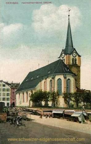 Herisau, Protestantische Kirche