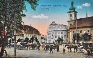 Hermannstadt (Nagyszeben - Sibiu), Großer Ring
