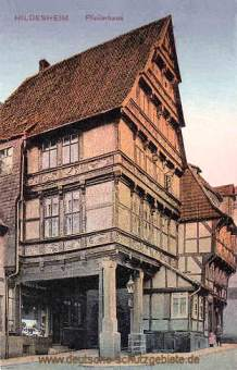 Hildesheim, Pfeilerhaus