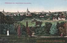 Hildesheim vom Berghölzchen aus gesehen