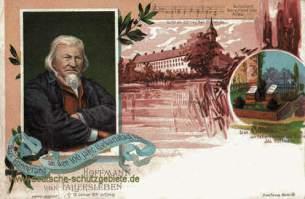 Hoffmann von Fallersleben, Deutschlandlied