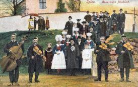 Iglau, Bäuerische Hochzeit