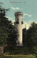 Ilmenau, Kickelhahn, 862 m