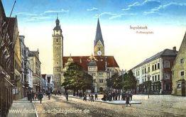 Ingolstadt, Rathausplatz