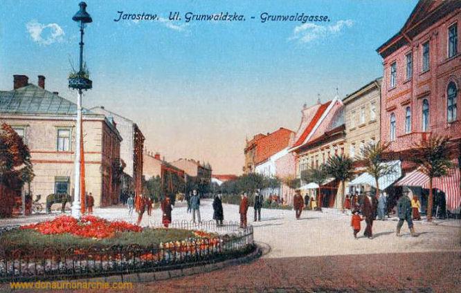 Jaroslaw, Grunwaldgasse