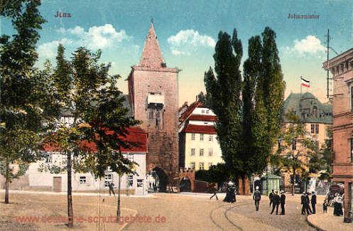 Jena, Johannistor