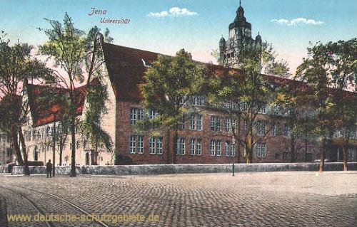 Jena, Neue Universität