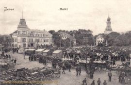 Jever, Markt