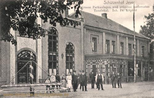 Jever, Schützenhof