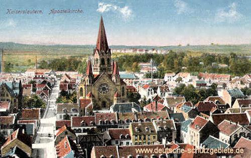 Kaiserslautern, Apostelkirche