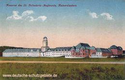 Kaiserslautern, Kaserne des 23. Infanterie-Regiments