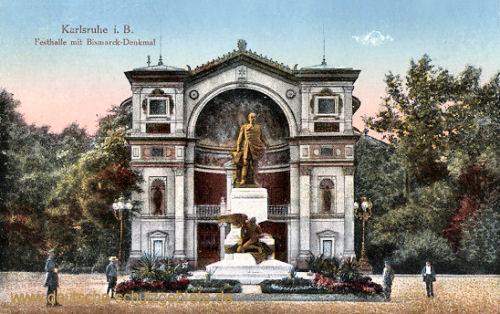 Karlsruhe i. B., Bismarckdenkmal