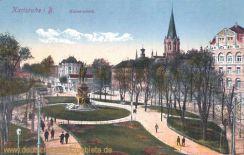 Karlsruhe i. B., Kaiserplatz