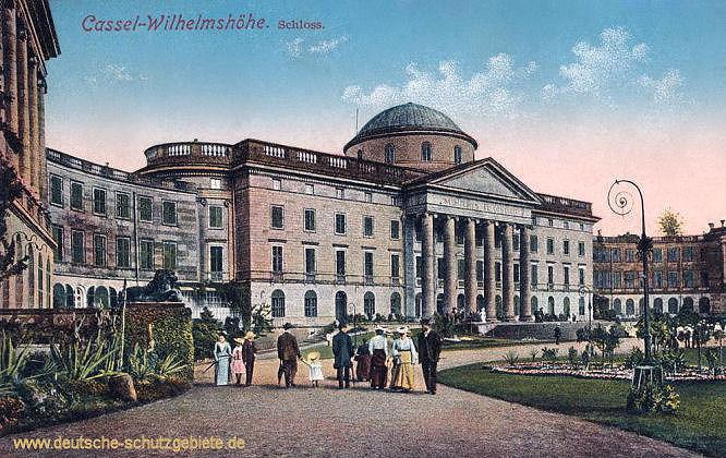 Kassel-Wilhelmshöhe. Schloss