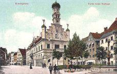 Kempten, Rathaus