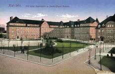 Kiel-Wik, Die neue Ingenieur und Deckoffizier-Schule