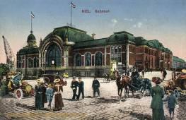 Kiel, Bahnhof