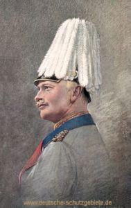König Friedrich August III. von Sachsen