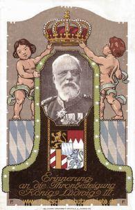 König Ludwig III., Thronbesteigung