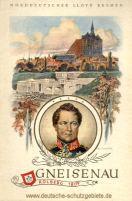 Kolberg, Gneisenau 1807