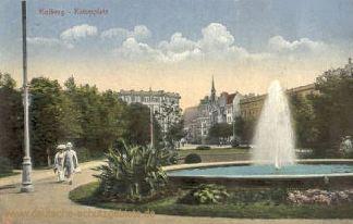 Kolberg, Kaiserplatz