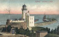 Kolberg, Lotsenhaus und Hafen
