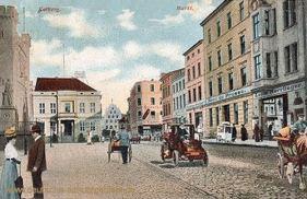 Kolberg, Markt