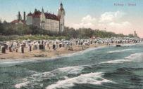 Kolberg, Strand