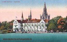 Konstanz, Insel-Hotel