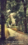 Kremsier, Schlossgarten