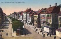 La Chaux-de-Fonds, Rue Léopold Robert